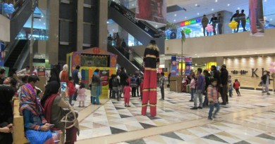 fortress square kids carnival