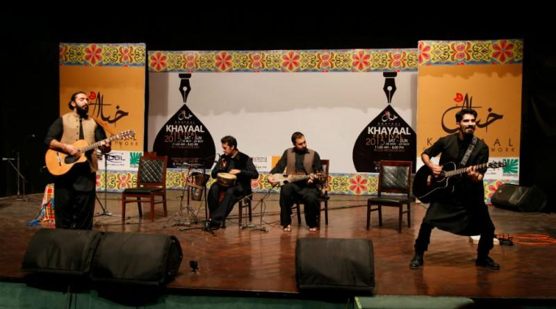 Khayaal Festival 2015 Day 1