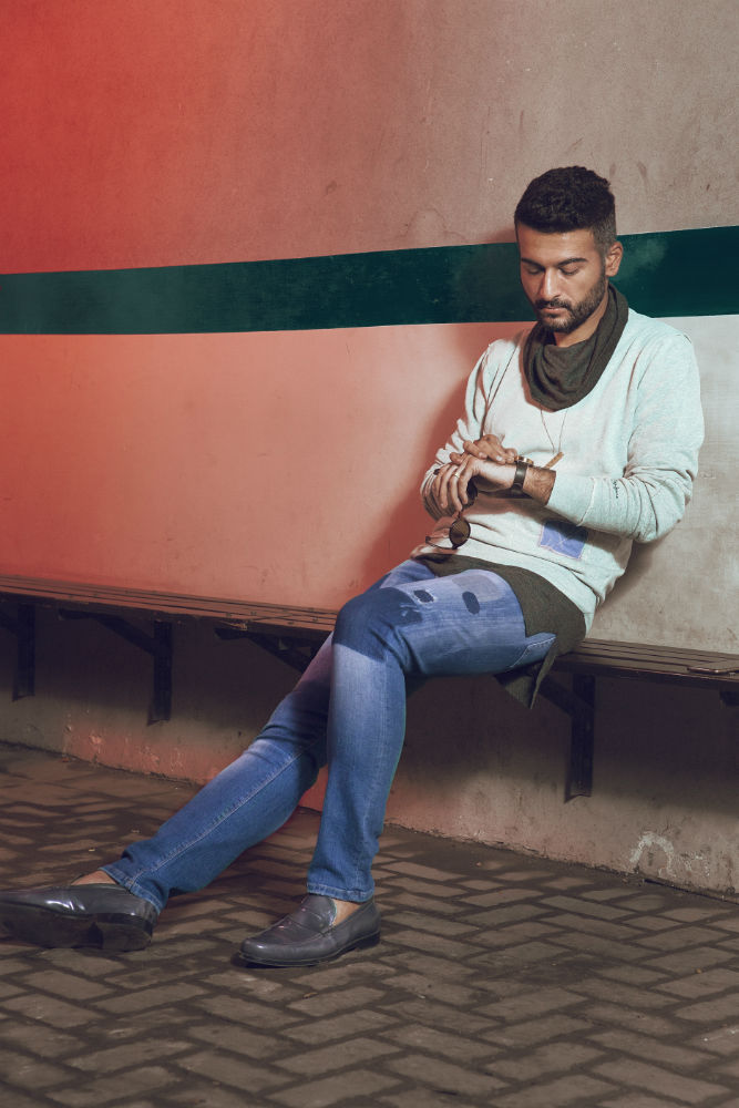pepe jeans happy hour patchwork collection