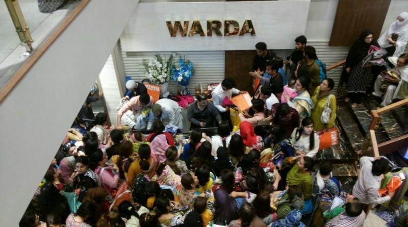 warda flagship store