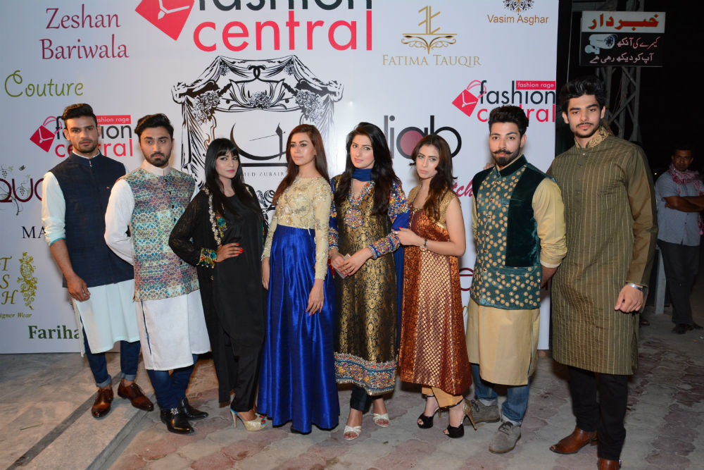 Fashion Central Multi Brand Store Opens In Johar Town Lahore Vmag