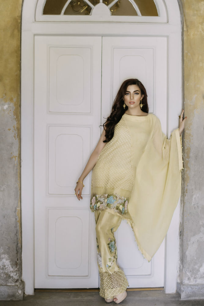 Saira Shakira Eid Collection 2016