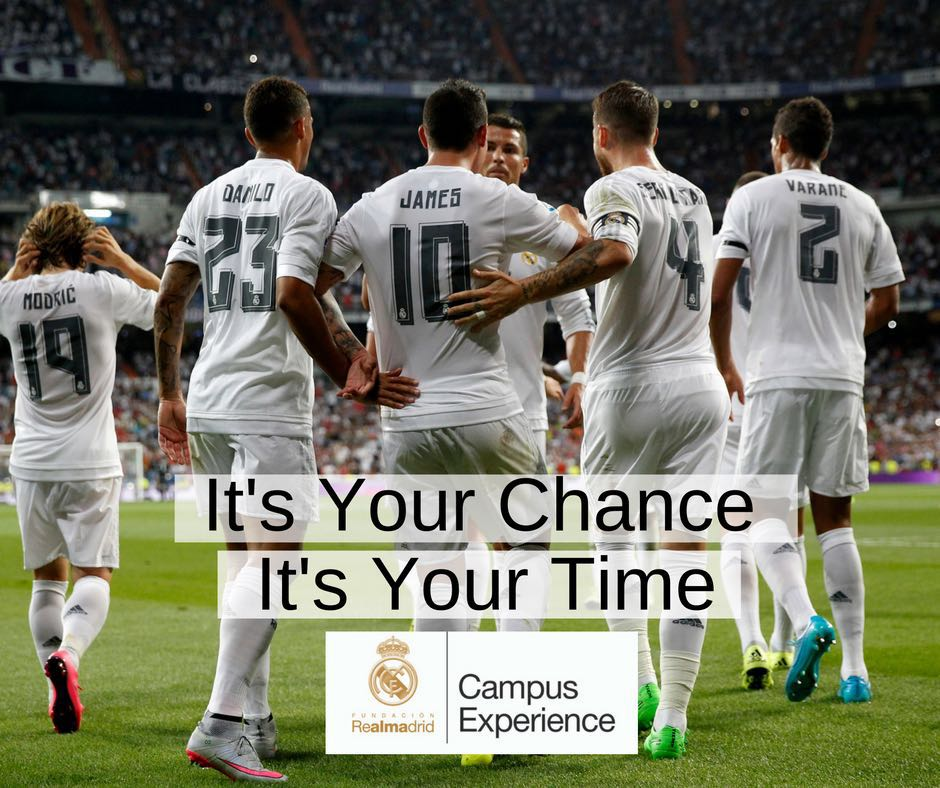 Real Madrid Foundation Campus Experience Pakistan