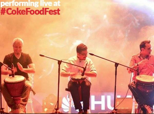 coca cola food festival