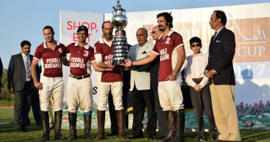 Emporium Mall Punjab Polo Cup 2017
